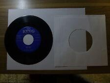 Old 45 RPM Record - King 45-4771 - Bill Jennings Quartet - Blue Grass / Darn Tha