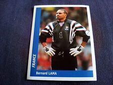 Figurina Ds Sticker France 98 n°123 BERNARD LAMA FRANCIA FRANCE World Cup