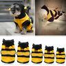 Puppy Pet Dog Cat Clothes Warm Hoodie Bee Costume Coat Costume Apparel Jumper