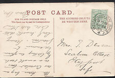 Genealogy Postcard - Family History - Duncan - Fife - Scotland  BH5207