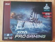 Asus Z170 Pro Gaming Mainboard