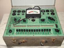 Sylvania Tube Tester For Parts or Repair