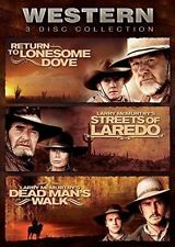 Westerns Lonesome Dove Region Code 1 (US, Canada...) DVDs