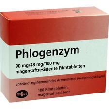 PHLOGENZYM Filmtabletten   100 st   PZN2182548