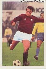 N°099 MAX RICHARD # FC.METZ STICKER AGEDUCATIF FOOTBALL MATCH 1973