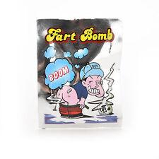 2x Stink Bomb Nasty Smelly Fart Bags Prank Joke Trick Party Filler Funny Gift YF