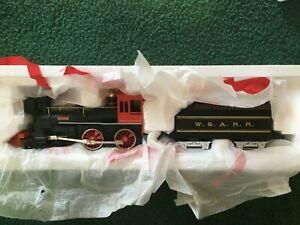 MTH Rail King 4-4-0 General Steamer W&ARR 30-1120-0 Gauge O-27 w/box