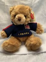 "Keel Toys England Teddy Bear - Simply Soft Collection - 7"" Tall (M)"
