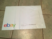 10 eBay POLY MAILER Plastic SHIPPING BAG Envelope SELF-SEALING 12 x 15