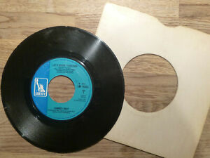 """7"""" Vinyl Single / Canned Heat / Let's work together"""