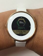 Pebble Time Round 14mm Smart watch Bleuthoot for Apple/Android Devices Rose Gold