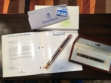 pens and writing instruments, Michel Perchin fountain pen, new in box.