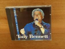 TONY BENNETT : SINGS FOR YOU : CD Album : 1995 : CHARLY : YOU 1