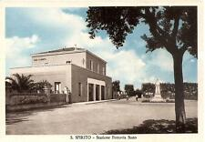 S. SPIRITO  -  Stazione Ferrovia Stato