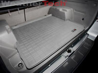 WeatherTech Cargo Liner Trunk Mat for Toyota 4Runner - Small - 2003-2009 - Grey