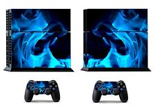 Fire 261 Vinly Skin Sticker for Sony PS4 PlayStation 4 and 2 controller skins