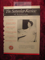 Saturday Review February 8 1936 PEARL S. BUCK LLEWELYN POWYS