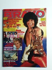 Bravo 43 vom 19.10.1978 Komplett + Smokie / Plastic Bertrand Superposter! (562)
