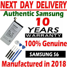 Original Genuine Samsung Galaxy S6 EB-BG920ABE SM-G920 Replacement Battery Tools