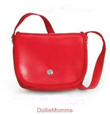 American Girl Molly Meet Red Purse/Bag Pleasant Company Tag~Retired Historical