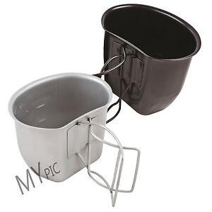 BCB NATO CRUSADER CUP CANTEEN - steel mug fits british army 58 patt water bottle
