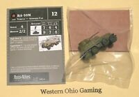 Axis & Allies Miniatures Reserves BA-10M #7/45 NEW A&A
