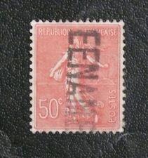TIMBRES DE FRANCE : 1924/32 YVERT N° 199 Oblitéré ABBAYE EENAME BELGIQUE - RARE