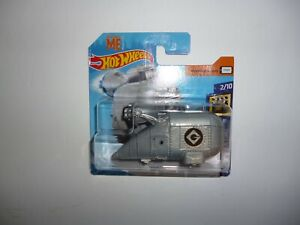 Old 2018  Hot Wheels  Diecast Car -  Grumobile.. Despicable Me Movie