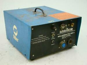 Miller Weld Control Millermatic, For Spool Gun , WC-1