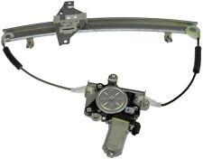 Power Window Motor and Regulator Assembly Rear Right Dorman 751-095