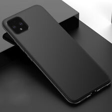 For Google Pixel 4a 5 4 3a 3 XL Ultra thin Matte Soft TPU Phone Back Case Cover