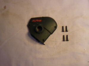SHAKESPEARE ALPHA XT600 SPINNING REEL SIDE COVER  --  SKU 128A