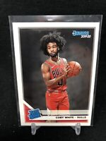 Coby White 2019-20 Panini Donruss Rated Rookie #206 Rookie Card B25