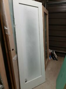 interior 2040 x 720 x 35 door clear glass rare size