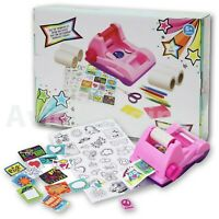 Brand New Chad Valley Kids Toy Be U Make Your Own Stickers Machine