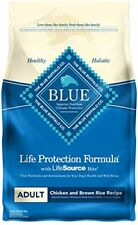 BLUE Life Protection Formula Adult Chicken and Brown Rice  Dry Dog Food 6-lb