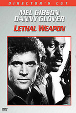 Lethal Weapon (DVD, 2000, Directors Cut)