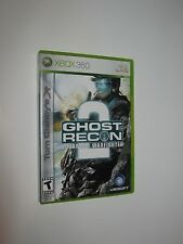 Tom Clancy's Ghost Recon: Advanced Warfighter 2  (Xbox 360, 2007)