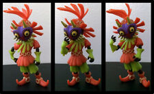 The Legend of Zelda link Collectible Figure (World of Nintendo, SKULL KID)