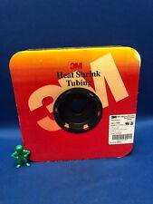 3M FP-301 1in x 50ft Green Heat Shrinkable Flexible Polyolefin Tubing