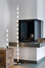 Lampada da tavolo LED Effetto luce Asta lampada Fiaccolata Colonna di luce