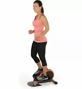 Stamina InMotion Compact Strider Elliptical Orange Model 55-1603B Brand New NIB