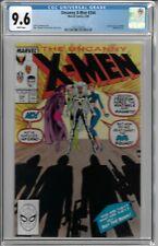 Uncanny X-Men # 244 CGC 9.6 WP 1st app. of Jubilee