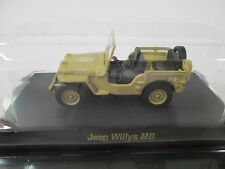 Kyosho USA Sports Car Jeep Willys MB 1/64 (new)