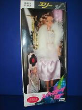 SUPER STAGE JENNY Takara Barbie Doll Made in Japan 1986 MIB!