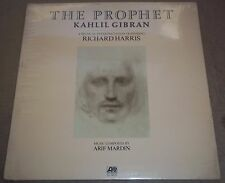 Richard Harris/Arif Mardin - Kahlil Gibran The Prophet  Atlantic SD 18120 SEALED