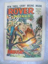 Comic- Rover and Wizard 5th March1966