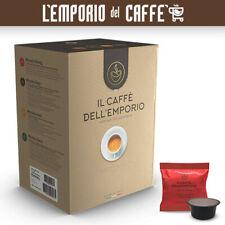 200 Capsule Caffe Dell'Emporio Compatibili Lavazza Firma Miscela Strong Rossa