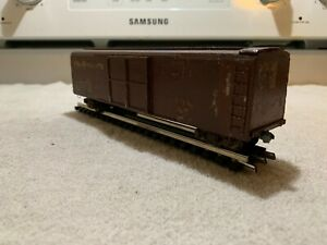 Hawk Union Pacific (UP) 50Ft. Double-Door Boxcar  American OO Scale