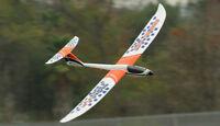 Dynam Glider 1850MM Sonic RC Airplane Model ESC Propeller Motor Servos RTF Ver